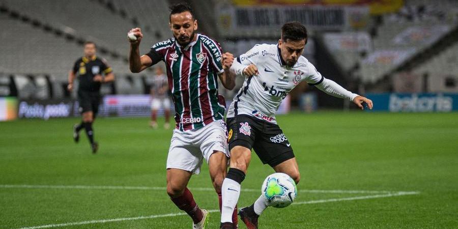 Timão permitiu poucas chances ao Fluminense (Divulgação/ Fluminense FC)