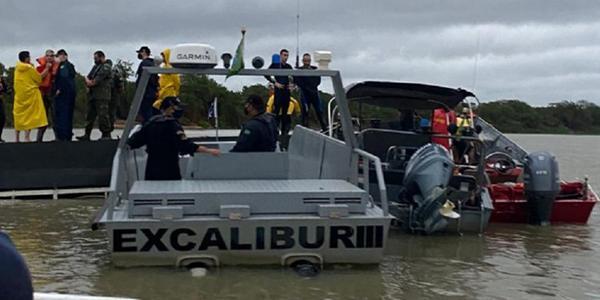 Familiares de médico de Rio Preto morrem em naufrágio de barco