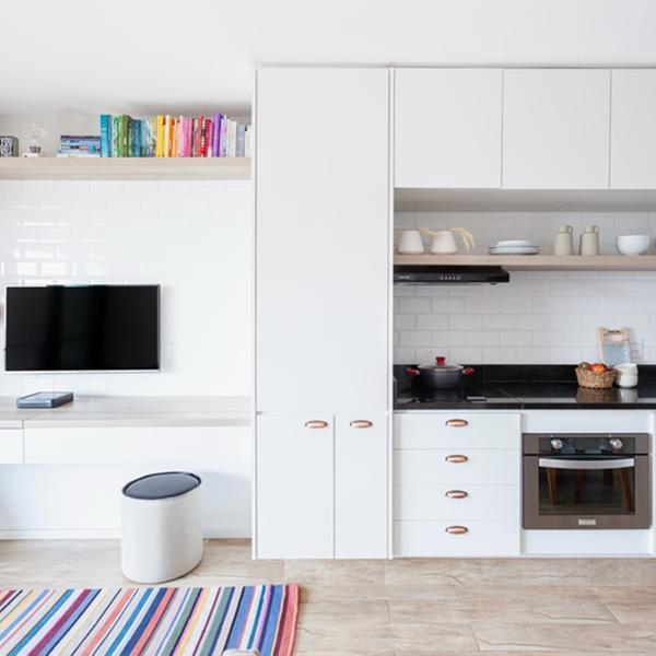 Saiba como decorar um apartamento alugado