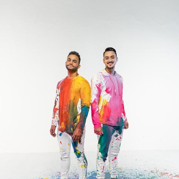 Dupla Juan Marcus & Vinicius apresenta o EP 'Bendito Rolê'