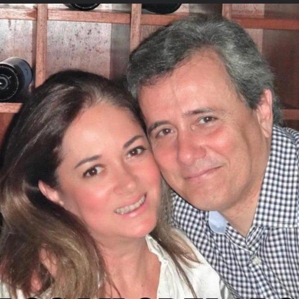 Ana Claudia e Marcos Cais estão na Coluna Social de hoje