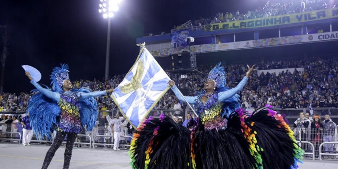 Águia de Ouro vence o carnaval de São Paulo 2020 no Grupo Especial (Jose Cordeiro/SPTuris)