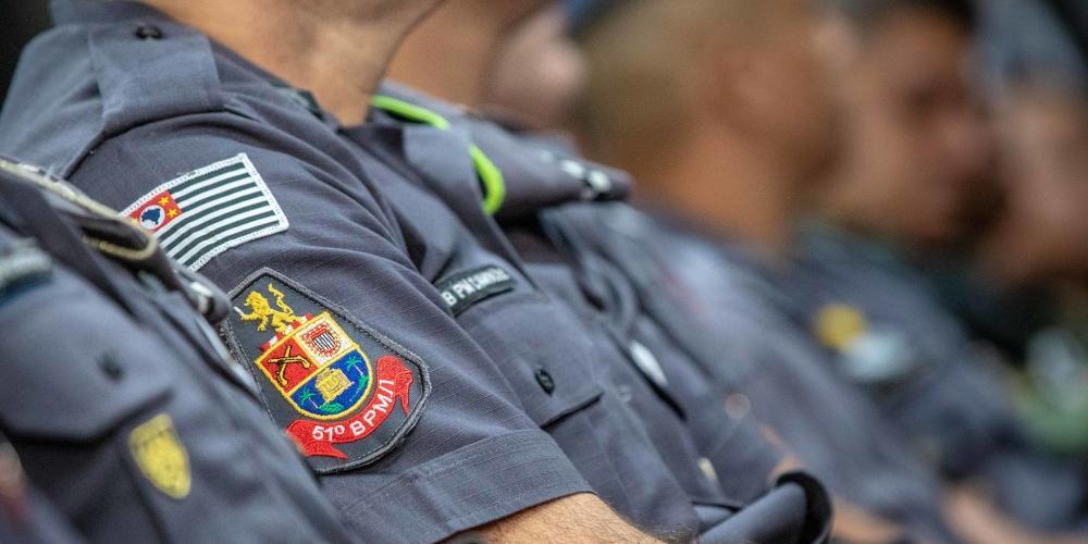 Polícia Militar (Divulgação/Luis Blanco)